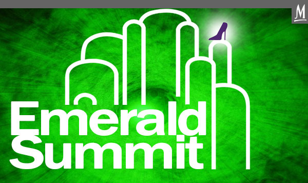 Emerald Summit Luncheon - OPEN TO PUBLIC